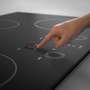 Atag matt-finished induction cooktop designed by WAACS