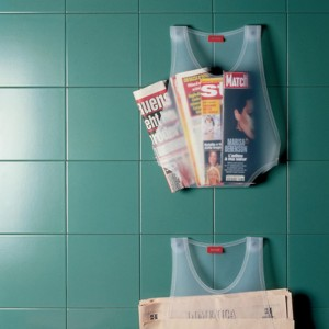 Alessi Magazine Holder