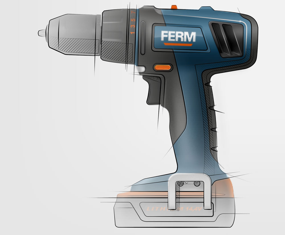 Ferm Powertools Designed By Waacs