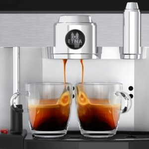 Etna coffee machine designed by WAACS