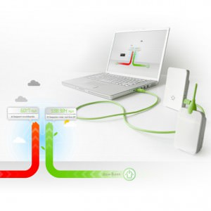 YouBeGreen energy monitoring designed by WAACS