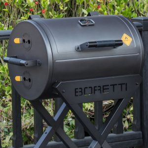 Barrel Grill Range