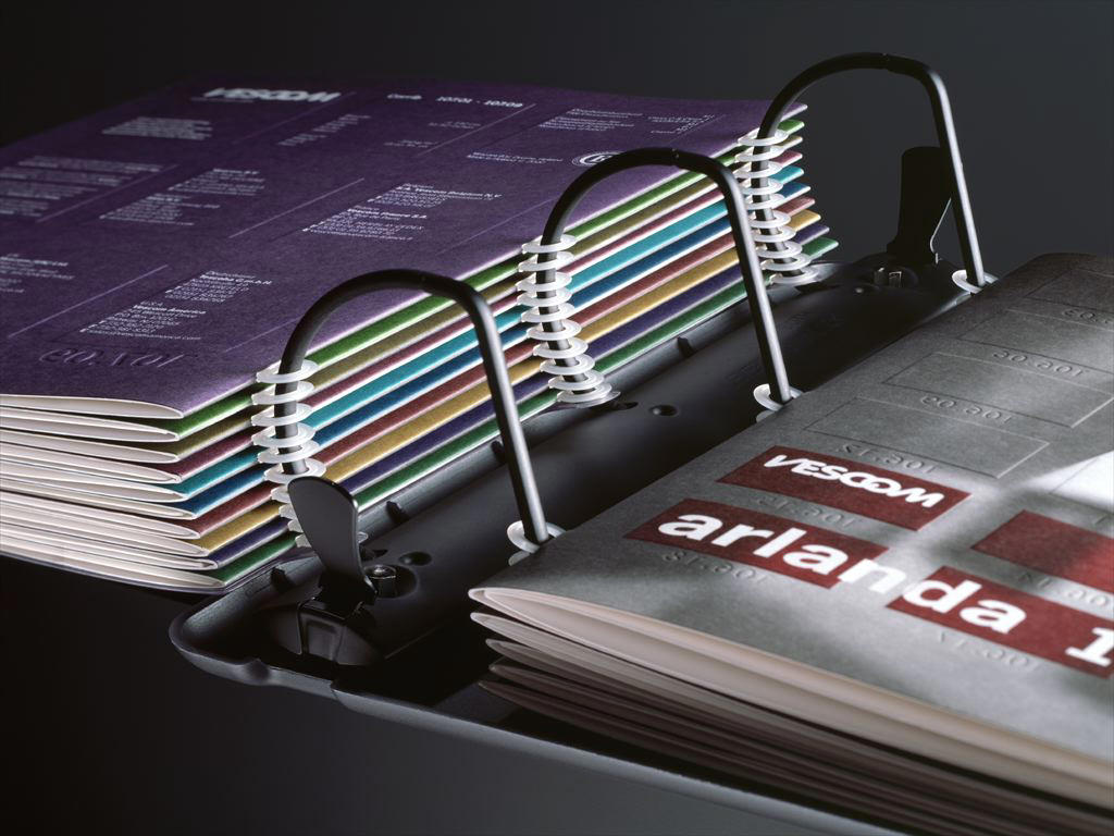 The vescom vinyl binder by WAACS
