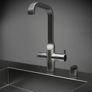 Smart water faucet