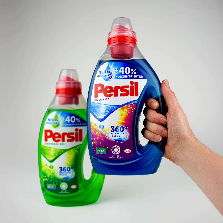Persil bottle