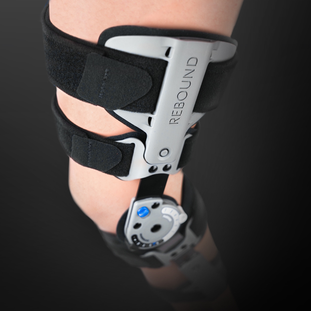 Össur Post-op knee brace design