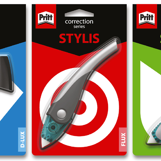 Pritt MyStyle packaging