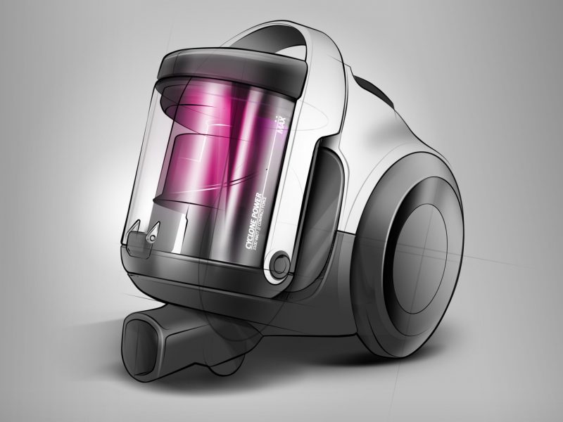 WAACS Bosch Vacuum cleaner