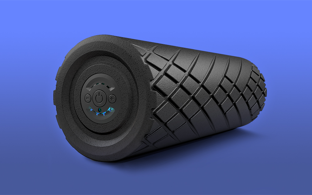 Medisana Powerroll 3D view designed by WAACS