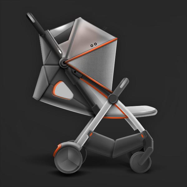 Stroller design concepts