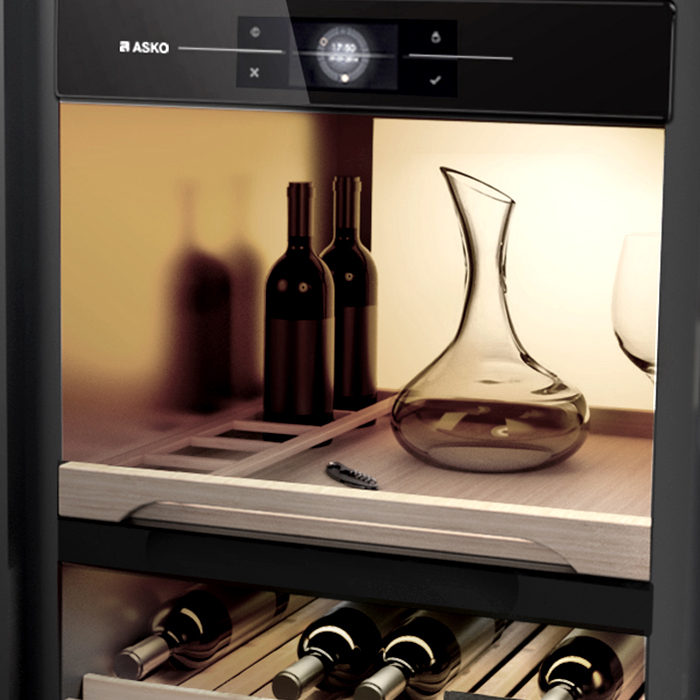 ASKO Elements Wine Climate Cabinet